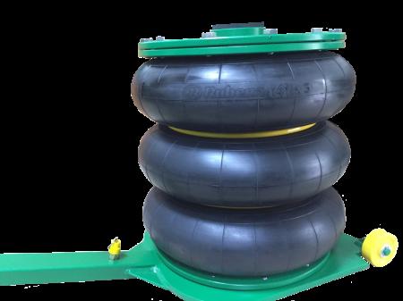 Домкрат пневматический подкатной ДП-8