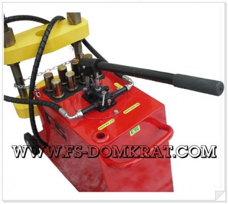 Выпрессовщик шкворней мобильный ВШМ-60